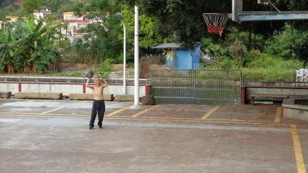 20210518晨练篮球