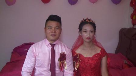 梁小弟和陈连弟婚礼