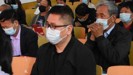 安宁走基层:康书乐在第八届唐河文学颁奖典礼上的讲话.mpg