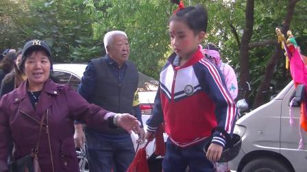 祝西码头京秧歌百忍老会201岁生日快乐2020.10.2