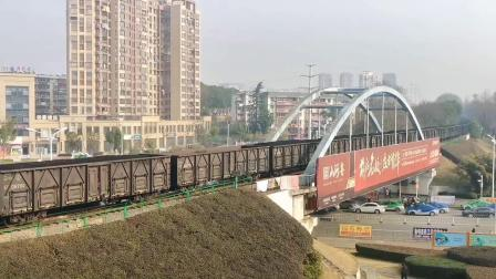 【轮轨向】安徽港口物流铁路专辑•2021冬季篇