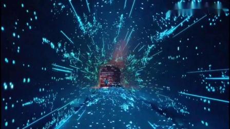 1000㎡,利亚德LED地砖屏助力杭州千岛湖项目,打造沉浸式互动的梦幻时光隧道
