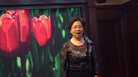 上海市永吉中学70届校友毕业五十周年纪念会(下集)