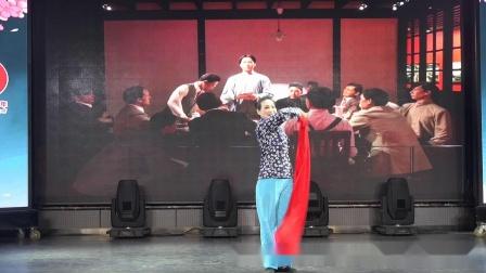 朗诵《红船精神》舞蹈《曙光》表演:东方丽人艺术团5.20