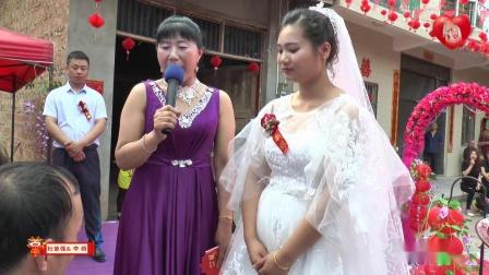 杜曾强李娇结婚视频上部