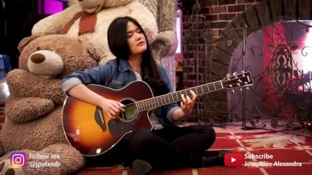 印尼指弹吉他手Josephine Alexandra - Memories (Maroon 5)