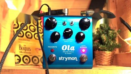 42 - Strymon Ola dBucket Chorus Vibrato - 100 Days 100 Gears
