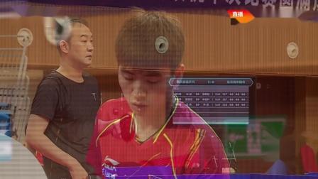 精英组小组赛 陕西建筑VS德阳体育 第一场 汪佳男 0:2 李斌彬