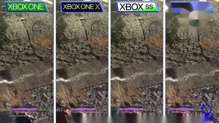 《绯红结系》Xbox各个平台对比