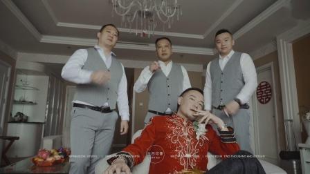 「LZW&LHY 」• 婚礼即时快剪 友谊婚礼 三目印象 摄制