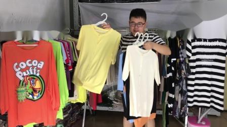 梵莱尼5-24日女装外贸夏季杂款款式展示2021
