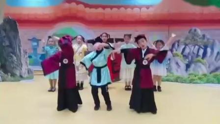烟台市小学喜庆建党100周年英语才艺展演活动