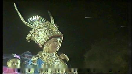 20年前拍摄的绝版 苗家金凤凰 罗秀英