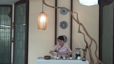 茶艺表演、茶艺培训 茶艺师 天晟166