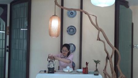 茶艺表演 茶艺师 茶道 茶文化 茶艺培训 天晟166