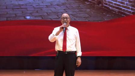 2021年5月22日定襄县庆祝中国共产党成立100周年金色年华艺术团演出专场实况