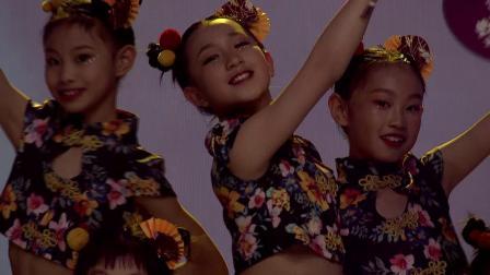 钜星国际品牌时装盛典MINI GIRL女团《芒种》