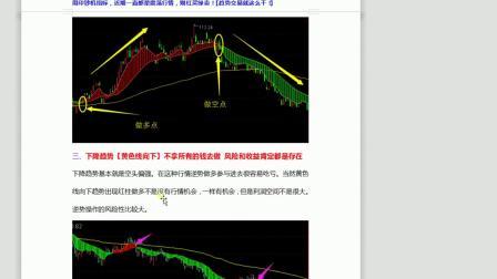 炒股入门基础知识 第一课认识股票及涨跌 (55)