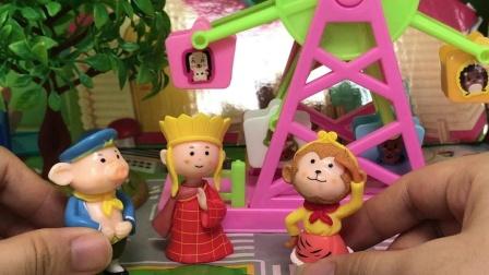 玩具小故事:孙悟空请师弟喝红豆汤