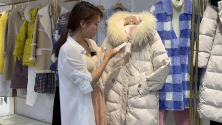 摩凡品牌冬装女装折扣尾单库存尾货直播货源混批走份