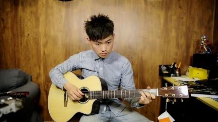 程响《四季予你》蓝莓吉他弹唱教学