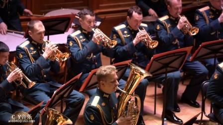 марш первого гвардейского батальона近卫第一营进行曲 - 俄国防部中央军乐团 指挥 谢尔盖杜雷金上校(C Y试音)