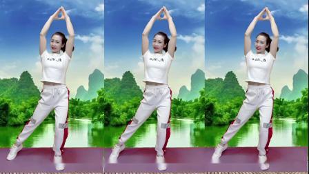 完整版健身操《红枣树》长视频减肥操,适合大众的有氧操!