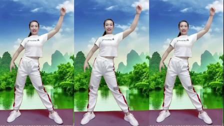 完整版健身操《为爱付出》长视频减肥操,全身暴汗有氧操