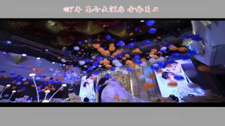 昆仑大酒店电子屏用宣传片=