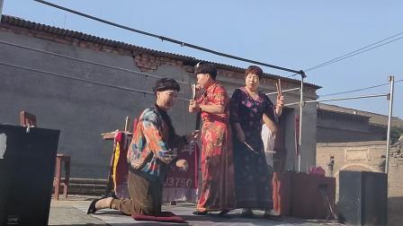 河南坠子,英雄小八义,演唱,姜红霞,阿荣,拍摄,康楚阑13526151731