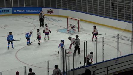 20210529北京市中小学生冰球校际联赛【中二雄鹰-史家甲队】第一节