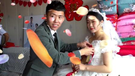 徐杜庄 徐皓男 李颖 婚礼录像 高清