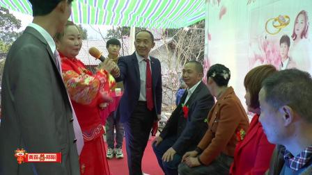 黄磊郑阳结婚视频上部