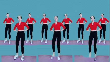 完整版健身操《可可托海牧羊人》长视频减肥操,暴汗减脂有氧操