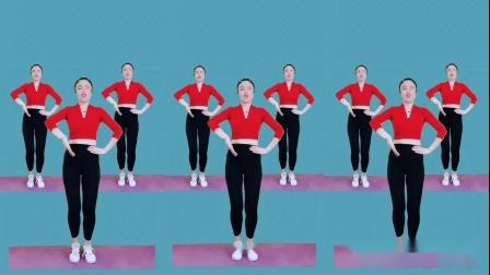 完整版减肥操《谁家的姑娘》长视频健身操,暴汗有氧操,减脂操,瘦身操!