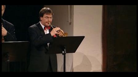 德国铜管组演奏--巴赫-D大调协奏曲,BWV972(巴赫根据维瓦尔第作品改编)