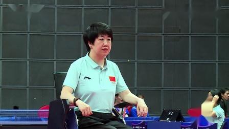 重庆杨二嫂VS育才中学一 第二场 冯远怡  1:2 任俊杰
