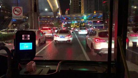 杭州151路公交车(拱北小区-雄镇楼)