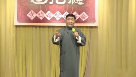 京剧【沙家浜】朝霞映在阳澄湖上---荆州市票友肖柏演唱