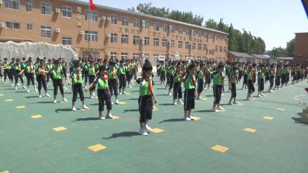 东方小学庆六一文艺汇演五年级舞蹈-东方之光