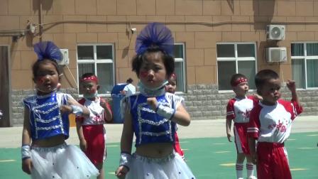 东方幼儿园庆六一文艺汇演舞蹈-童心向党