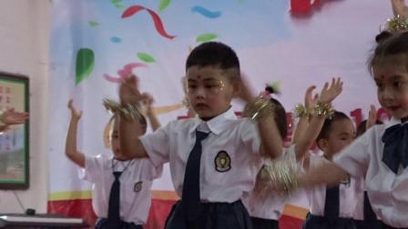 2021年61儿童节溪源幼儿园小班舞蹈 祖国么么哒。
