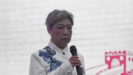 许招荣  曾雪英六一儿童节在三小演唱《金乌坠》2021,6,1