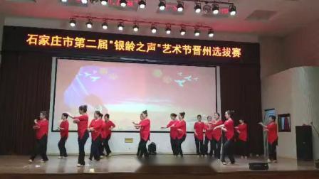 朱老师舞蹈系列······《不忘初心》表演.