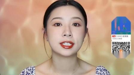春日最in水光唇,薄唇妹子必学