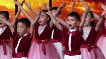 """上海教育电视台六一晚会""""阳光下的红蓓蕾"""""""