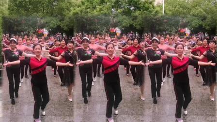 泰和长寿健身队 姑娘就爱拍抖音 教学用