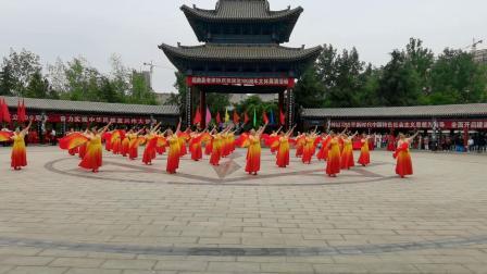 广场舞:东方红的故事