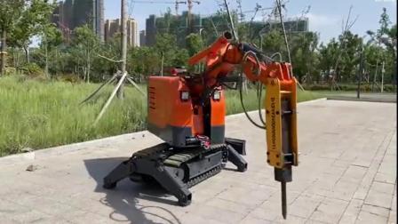 破拆机器人