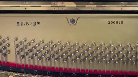 95年二手钢琴东洋公司安资拉赫mu570dw德国雷诺红木榔头3s机芯